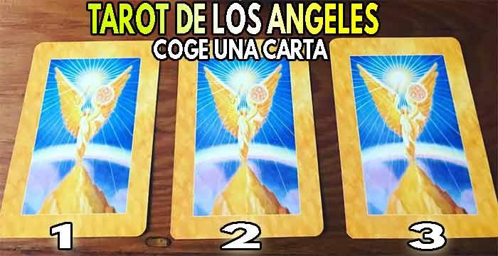 ✅ Elige dos cartas y recibe el TAROT DE LOS ANGELES