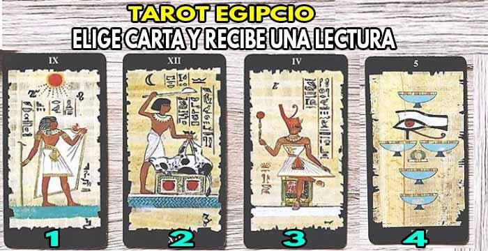 TAROT egipcio gratis ✨El más místico y FIABLE 100%