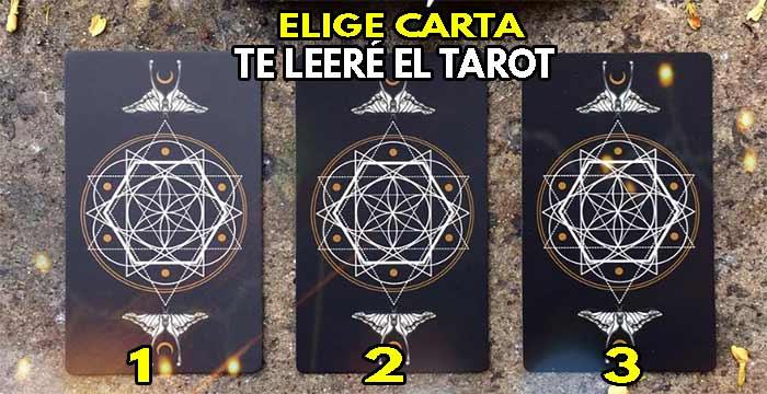 Elige una carta del TAROT AMIGO